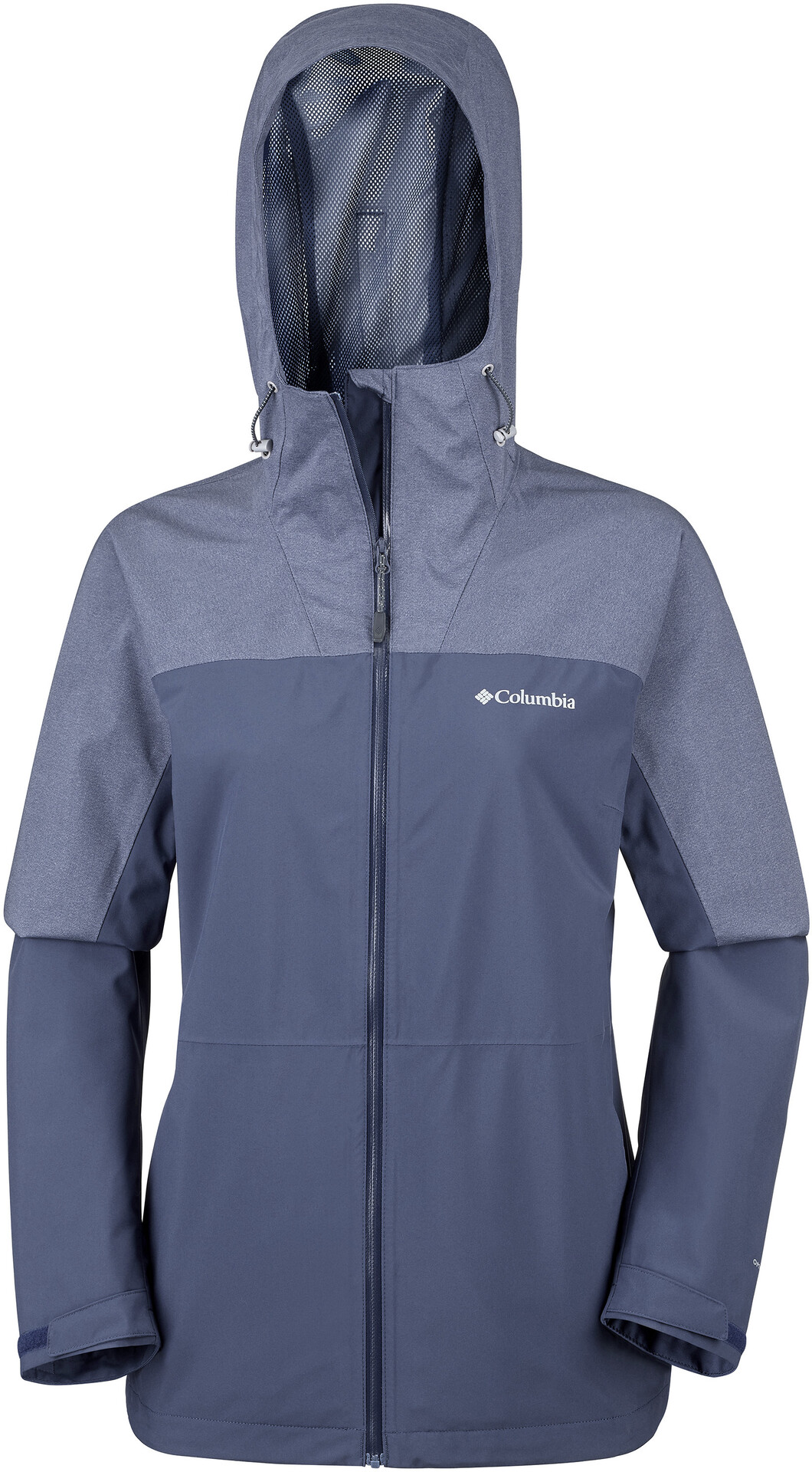Columbia Evolution Valley II Giacca Donna, nocturnal/nocturnal heather su Addnature ayH4P